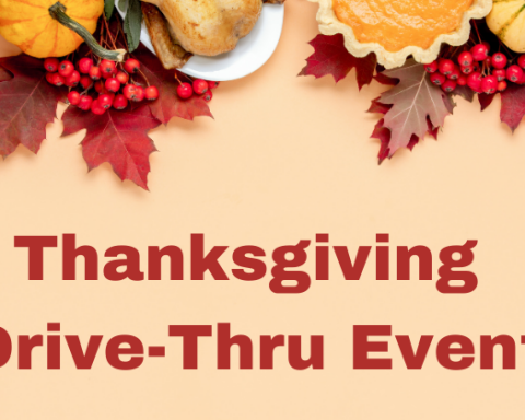Thanksgiving Drive-Thru Recovery Event Planned for Nov. 4