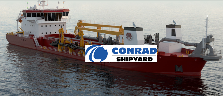 Conrad Shipyard Receives ISO Recertification