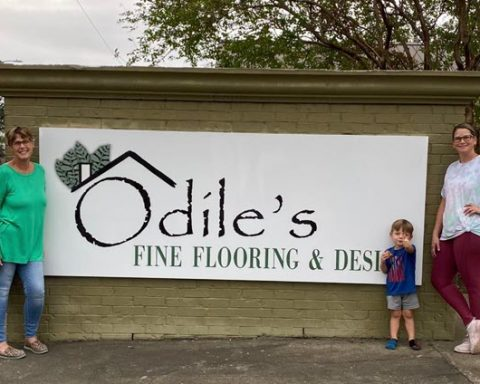 Odile's Fine Flooring & Design to Host Grand Reopening