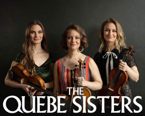 Lutcher Theater Hosts A Western Swing Spring Fling : An Evening With The Quebe Sisters