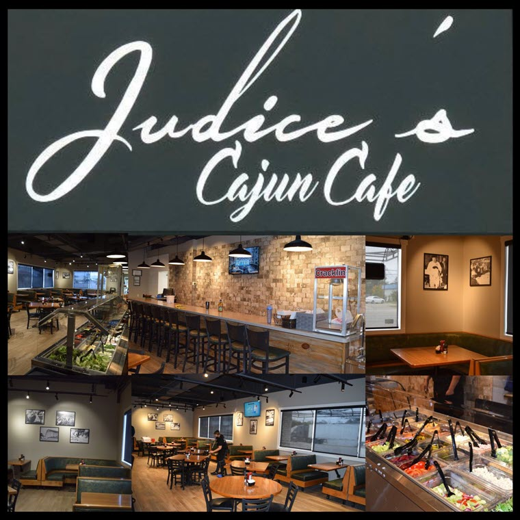 Judice's Cajun Cafe Reopens in Bridge City