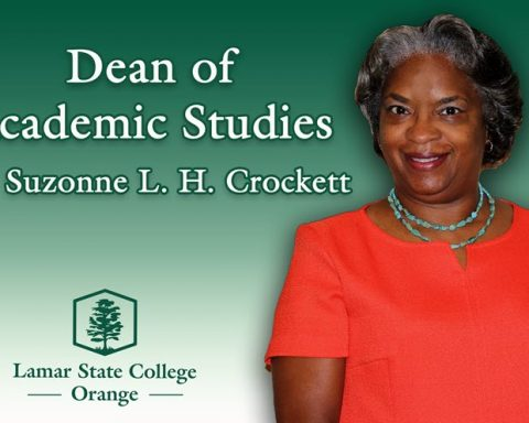 Crockett Selected as Dean of Academic Studies at LSCO