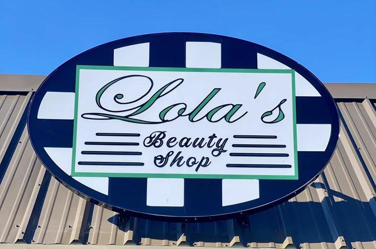 Lola's Beauty Shop Opens in Orange