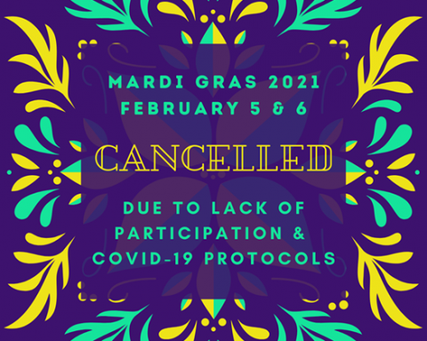 Orange Chamber Cancels 2021 Mardi Gras Parades