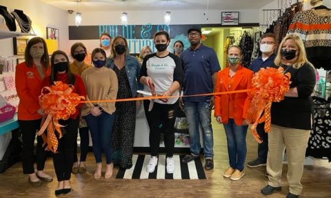Grand Opening Held for Boujie & Co. Couture