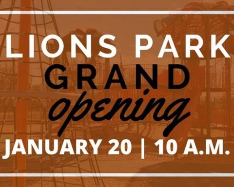 City of Orange Set Lions Park Grand Opening
