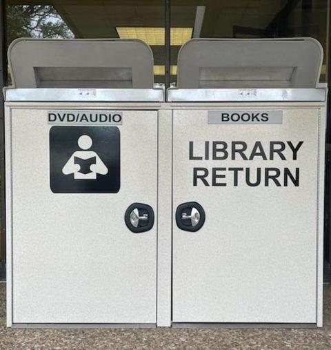 Friends of Orange Public Library Purchase New Book Return