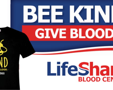 Lutcher Theater To Host LifeShare Blood Drive