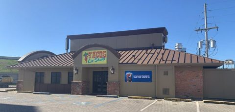 """Tacos """"La Shula"""" Reopens in Former Pizza Hut Location"""