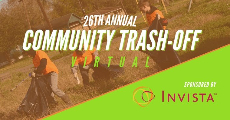 26th Annual Community Trash-Off to Be Held Virtually