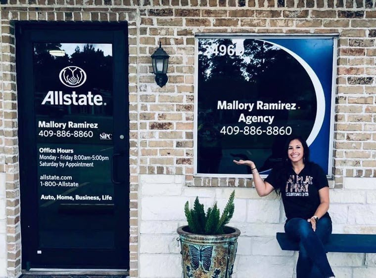 Mallory Ramirez Agency - Allstate Reopens For Business