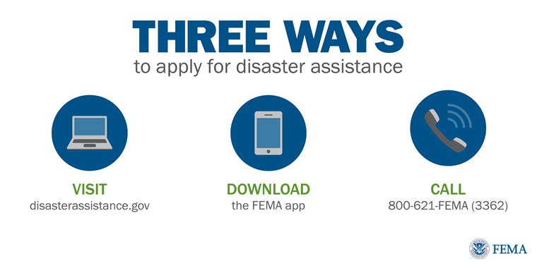 Orange County Residents Eligible for Individual Disaster Assistance