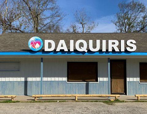 Tropical Vibe Daiquiris to Open Soon in Orange
