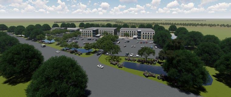 Orange City Council Approves Tax Abatement for Eagle Point Complex