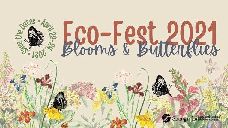 Shangri La Planning Eco-Fest 2021: Blooms & Butterflies