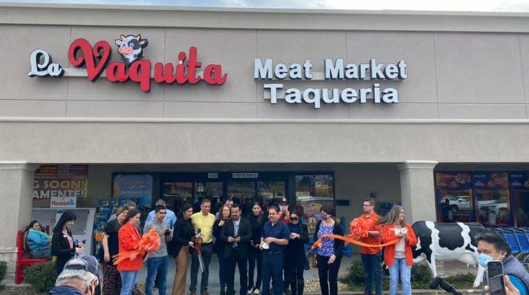 La Vaquita Meat Market and Taqueria Opens in Orange