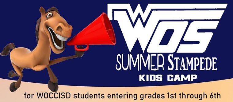 WOCCISD Offers Summer Camp