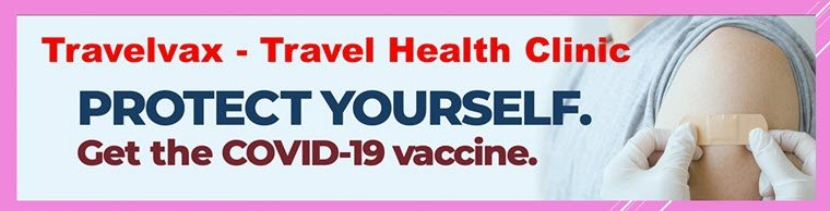 Travel-Vax Opening COVID Vaccines at Orange Church of God