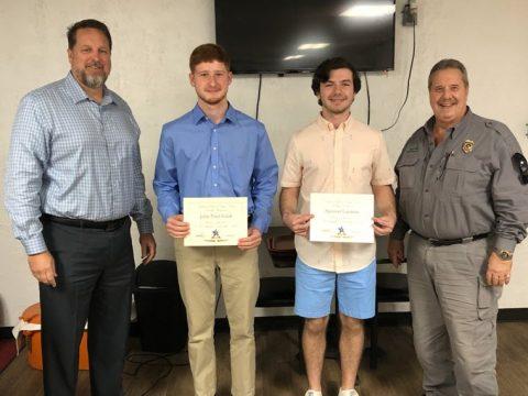 Kiwanis Club of Orange Awards Scholarships