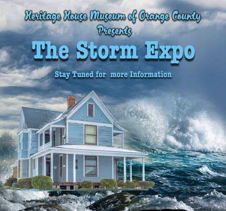 Heritage House of Orange County Hosts Storm Expo